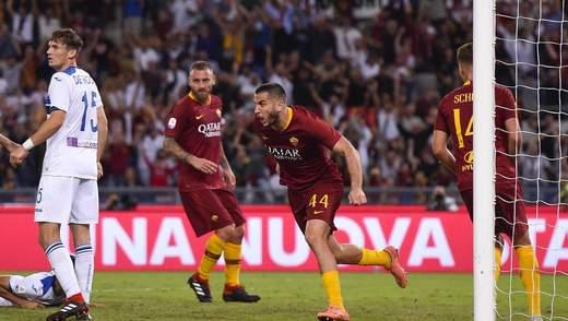 Аталанта – Рома: де дивитися матч чемпіонату Італії