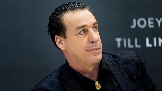 Соліст гурту Rammstein Тілль Ліндеманн знявся в порно та запустив новий музичний проєкт