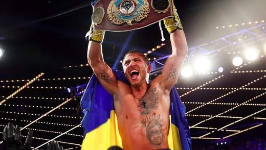 Рейтинг ESPN: украинец Василий Ломаченко – лучший боксер мира