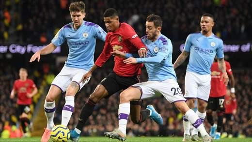 Манчестер Юнайтед – Манчестер Сити: где смотреть онлайн матч АПЛ