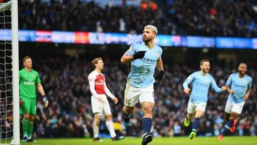 Манчестер Сіті – Арсенал: де дивитися онлайн матч АПЛ