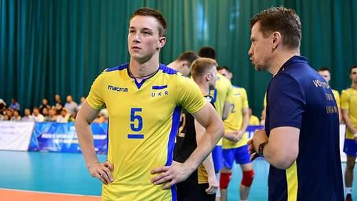 Український волейболіст в Італії: Щоб виїхати за кордон, потрібен спеціальний дозвіл