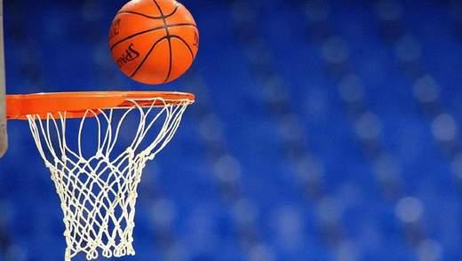 Чемпионат Украины по баскетболу досрочно завершили — детали