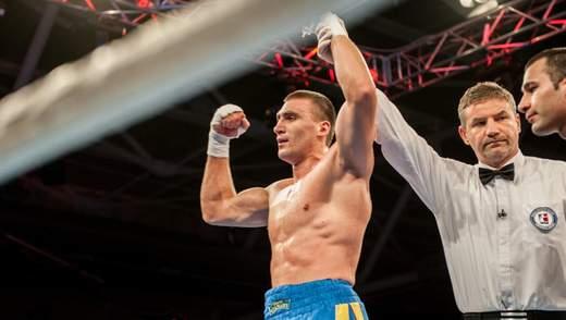 Второй бой украинского боксера Выхриста в профессионалах перенесен