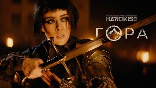 "Группа The Hardkiss представил новый видеоклип на песню ""Гора"""