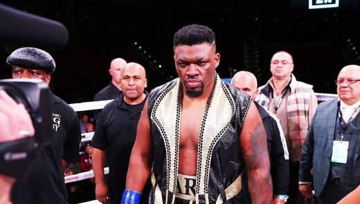 Он бы отправил в нокаут Усика: американец Миллер назвал того боксера, это не Джошуа