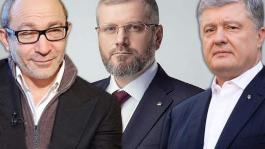 Как Порошенко, Кернес и Вилкул пиарятся на борьбе с COVID-19: возмутительные детали