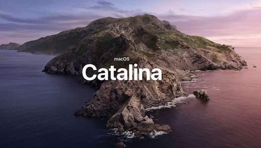 Оновлення macOS Catalina ламає деякі MacBook і iMac