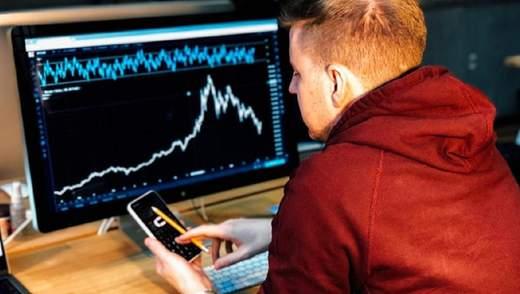 """Фондові ринки в умовах """"коронакризи"""": як змінюються настрої інвесторів"""