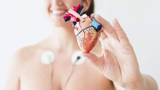 Серцева недостатність: симптоми, профілактика та лікування