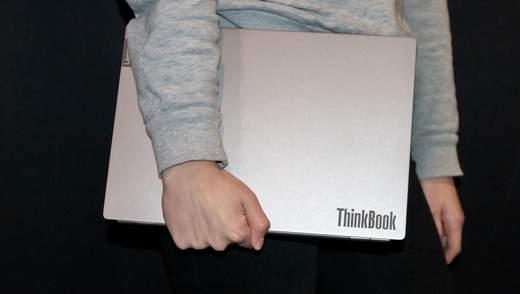 Lenovo ThinkBook 13s: потужність та надійність у витонченому дизайні