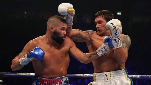 Зірковий боксер зарікся не виходити на ринг після поразки Усику