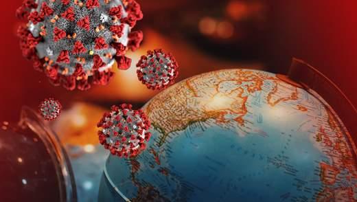 Коронавирус пошел на спад: в каких странах количество новых случаев COVID-19 уменьшается
