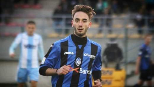 В Италии внезапно умер 19-летний одноклубник лидера сборной Украины