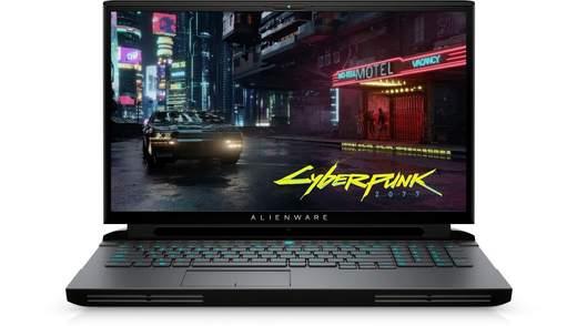 Dell показала потужний ігровий ноутбук з десктопним процесором
