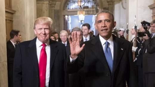 Боротьба з COVID-19 у США: Обама розкритикував методи Трампа