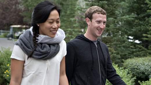Як Марк Цукерберг і Прісцилла Чан допомагають бізнесу під час пандемії