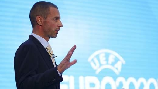 Євро-2020: три країни відмовляються прийняти турнір