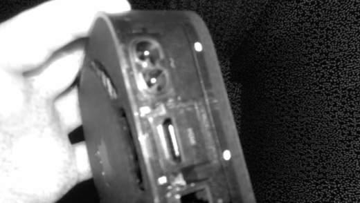 Рентгеновское зрение есть и у камера iPhone: фото