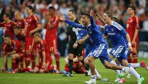 """Трагічна поразка """"Баварії"""": 8 років тому """"Челсі"""" виграв фінал Ліги чемпіонів – відео"""