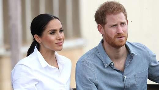 Принц Гаррі та Меган Маркл 11 років виплачуватимуть борг королівській сім'ї: деталі