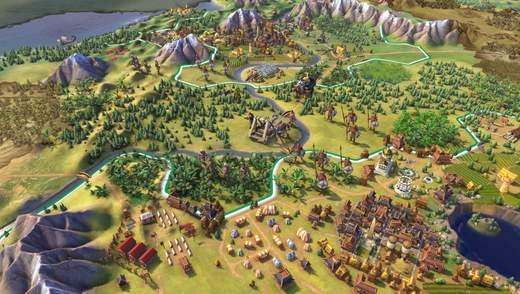 Civilization VI безкоштовно роздають у Epic Games Store