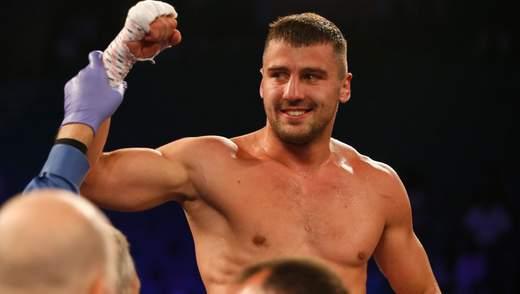 Український боксер Гвоздик зустрінеться з російським чемпіоном світу