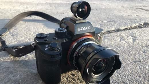 Sony может выпустить внешний оптический видоискатель для своих камер