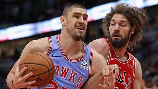 """""""Всі починають зі мною бійку"""": український баскетболіст розповів про реалії НБА"""