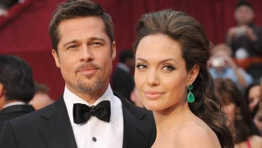 Бред Пітт та Анджеліна Джолі примирилися заради доньки, – ЗМІ