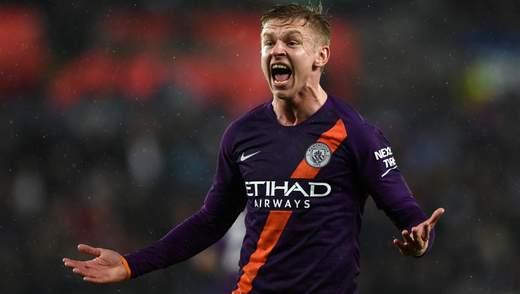 """Зінченко: Мене в """"Манчестер Сіті"""" підписували 58 гравцем для оренди"""