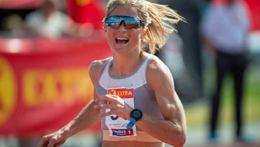 Побила рекорди: видатна лижниця показала майстер-клас для провідних легкоатлетів