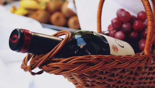 Розкрито користь вина для організму людини