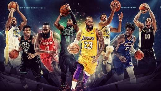 НБА може показувати матчі з затримкою через нецензурну лексику баскетболістів