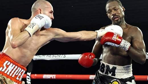Экс-соперник Ломаченко победил Леспьера в главном бою вечера бокса от Top Rank: видео