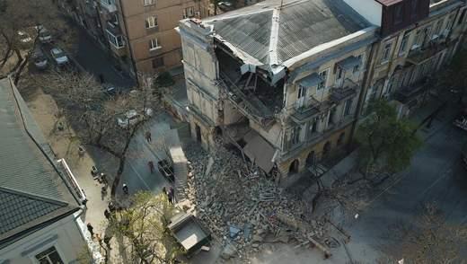 В Одессе регулярно разрушаются дома: в чем причина обвалов