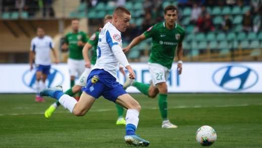 Динамо – Ворскла: онлайн-трансляція фіналу Кубка України