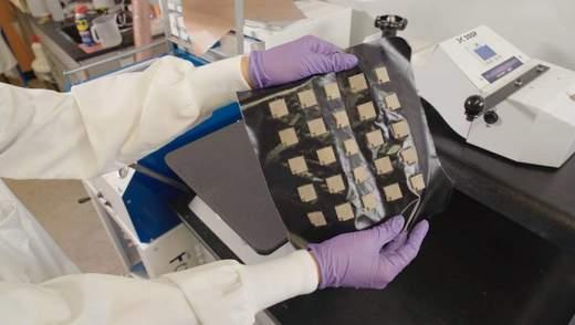 Розумна тканина здатна змінювати свій розмір під впливом температури: відео