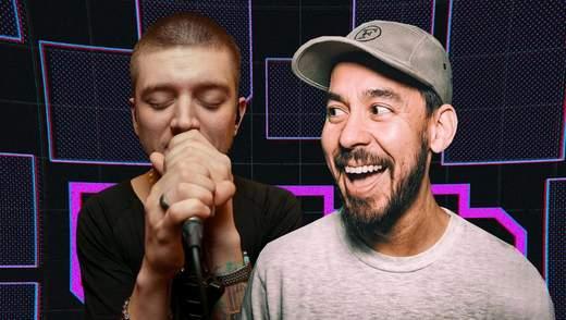 Одеський вокаліст записав спільну пісню із лідером Linkin Park Майком Шинодою: відео