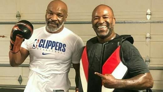 Хто готуватиме Тайсона до історичного повернення на ринг: ім'я неочікуваного тренера