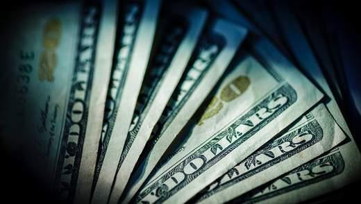 Готівковий курс валют 27 липня: долар падає, а євро невпинно росте