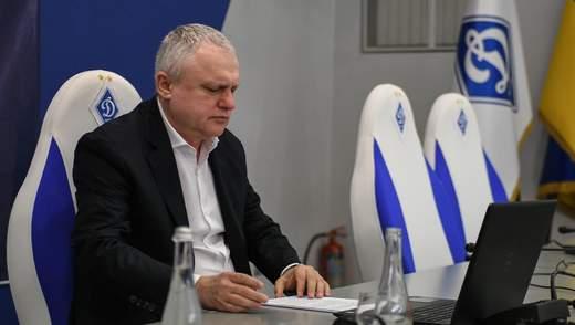"""Ультрас хотят управлять """"Динамо"""" – хорошо, но сначала пусть деньги занесут, – Суркис"""