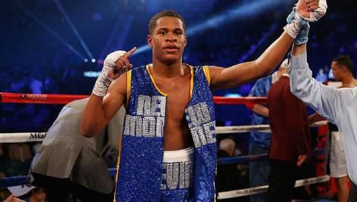 Чемпіон WBC Хейні натякнув на бій з Ломаченком: кого хоче замінити американець