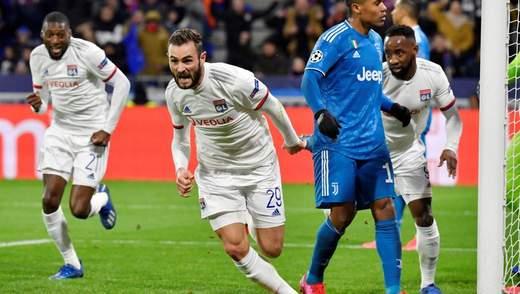 Ювентус – Лион: где смотреть матч Лиги чемпионов
