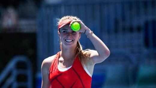 В последний момент: Свитолина заявилась на US Open