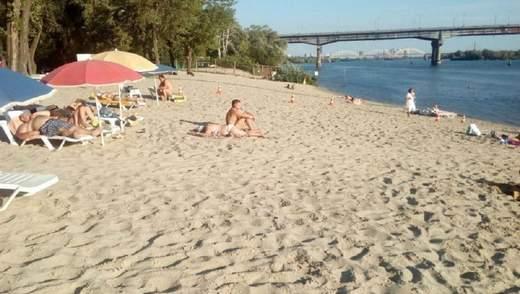 На пляжах Києва виявили кишкову паличку – список