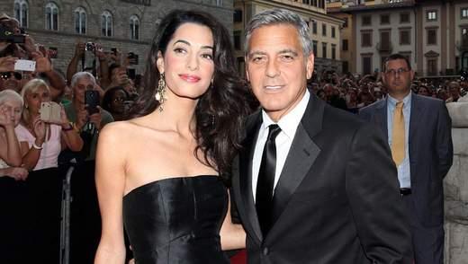 Джордж та Амаль Клуні пожертвували 100 тисяч доларів на благодійність після вибуху в Бейруті