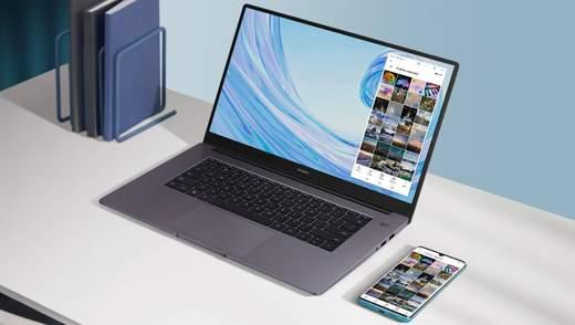 Huawei MateBook D: ультралегкие безрамочные ноутбуки по доступной цене