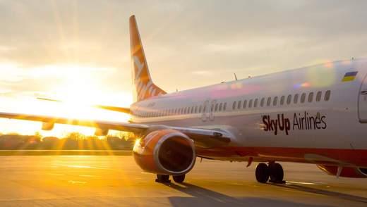Лоукостер SkyUp відкриває продаж квитків до Європи