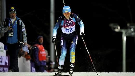 Россияне пытались испортить допинг-пробу украинской биатлонистки во время Олимпиады в Сочи